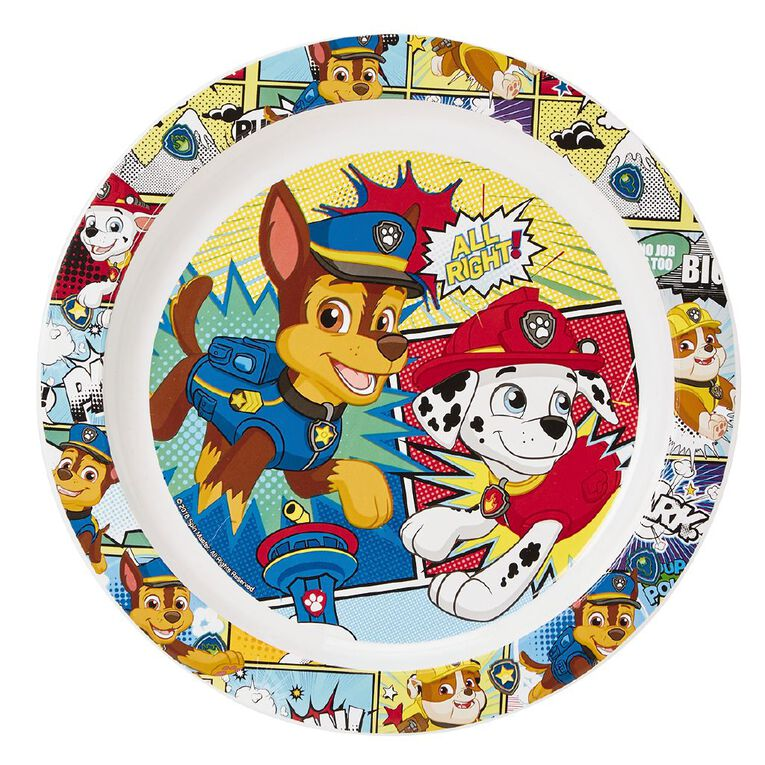 Paw Patrol Kids Plate, , hi-res