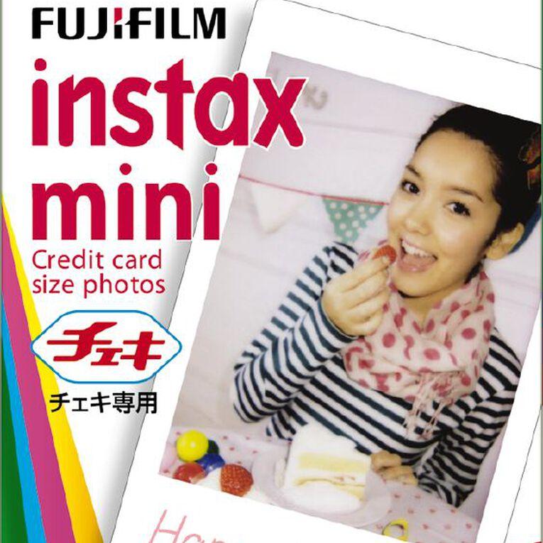 Fujifilm Instax Mini Film 20 Pack, , hi-res