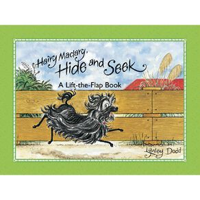 Hairy Maclary Hide and Seek by Lynley Dodd