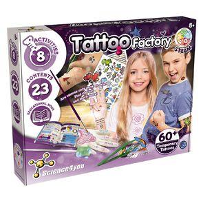 Science4u Tattoo Factory