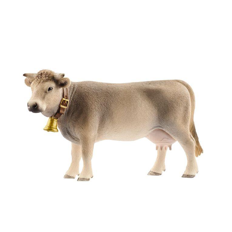 Schleich Braunvieh Cow, , hi-res