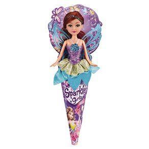 Sparkle Girlz Fairy Princess in Cone