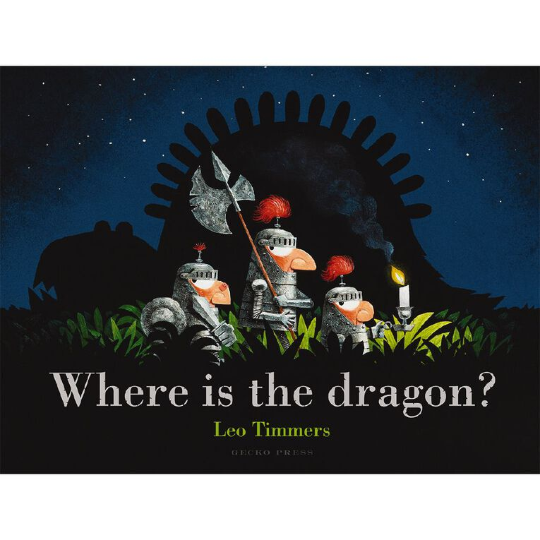 Where is the Dragon? by Leo Timmers, , hi-res