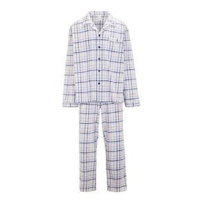 H&H Men's Fleece Pyjamas
