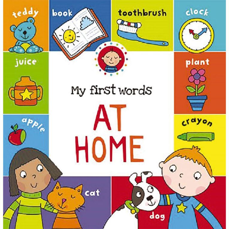 My First Words: At Home, , hi-res