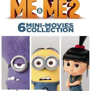 Despicable Me Mini Movies DVD 1Disc