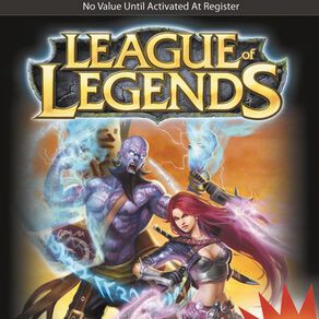 Riot $10 Game Card