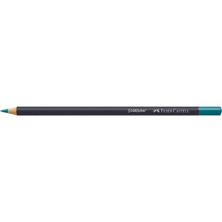 Faber-Castell Colour Pencil Goldfaber Col156 - Cobalt Green, , hi-res