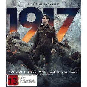 1917 Blu-ray 1Disc