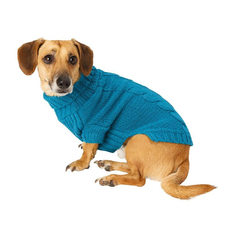 Petzone Knitted Jersey S, , hi-res