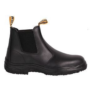 Rivet Omgee Slip On Steel Toe Work Boots