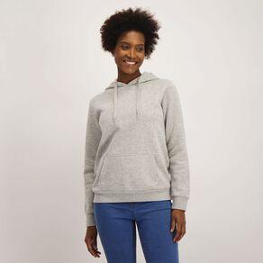 H&H Women's Plain Hoodie