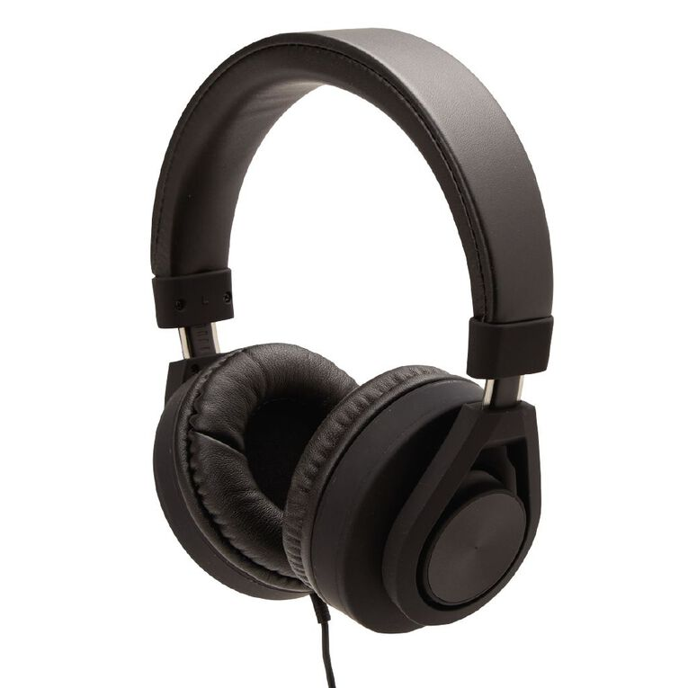 Tech.Inc Shockwave Wired Headphones, , hi-res