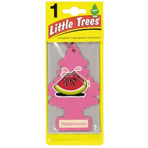 Little Trees Hanging Car Air Freshener Watermelon Scent
