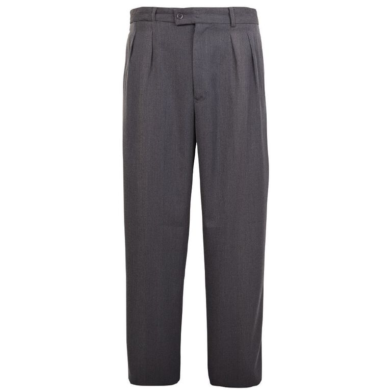Schooltex Boys' School Trousers, New Grey, hi-res