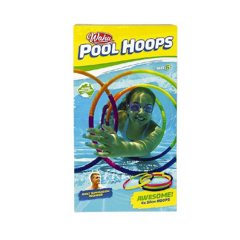Wahu Pool Hoops, , hi-res