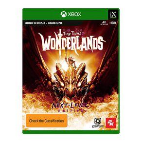 Xbox Series X Tiny Tina's Wonderlands: Next-Level Edition