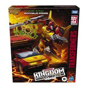 Transformers War for Cybertron Kingdom Commander Class Assorted