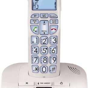 Vtech CS6227A Big Button Cordless Phone with Answer Machine