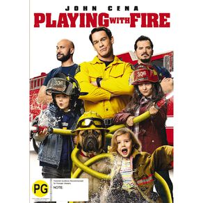 Playing With Fire DVD 1Disc