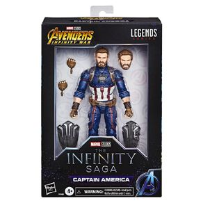 Marvel Legends Series 6-inch Captain America
