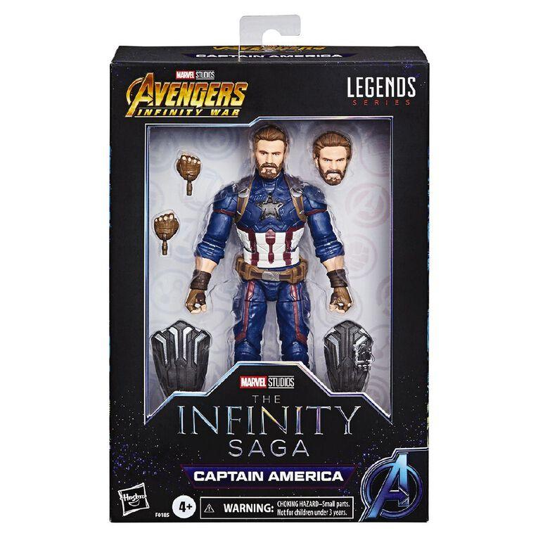 Marvel Legends Series 6-inch Captain America, , hi-res