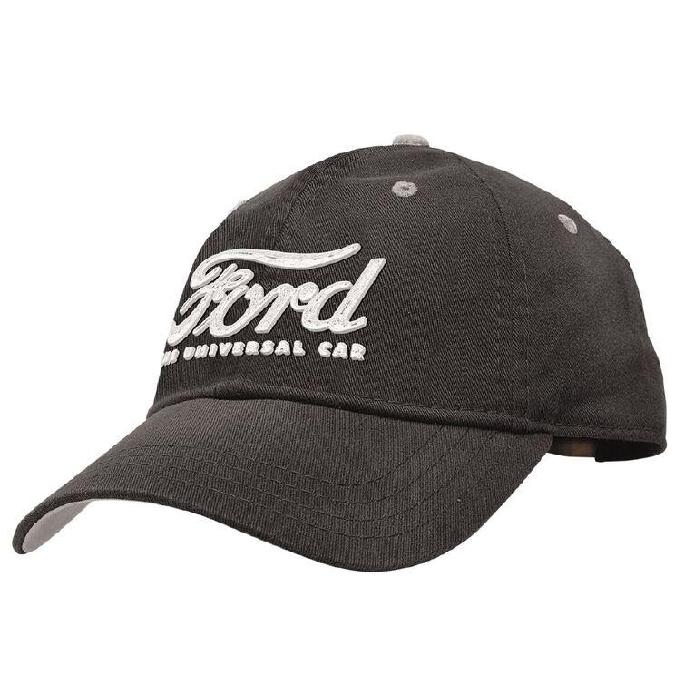 Ford Logo Cap, Black, hi-res