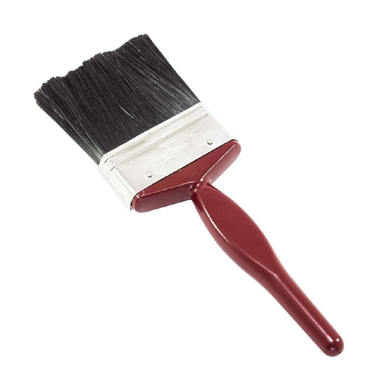 Haydn Synthetic Red Brush 75mm, , hi-res