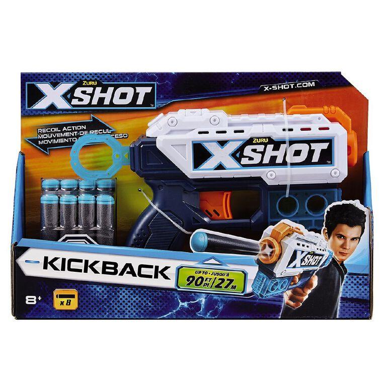 Zuru X-Shot Excel Kickback Exclusive, , hi-res