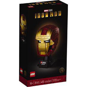 LEGO Super HeroesIron Man Helmet 76165