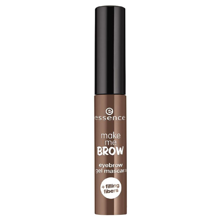 Essence Make Me Brow Eyebrow Gel Mascara 02, , hi-res image number null