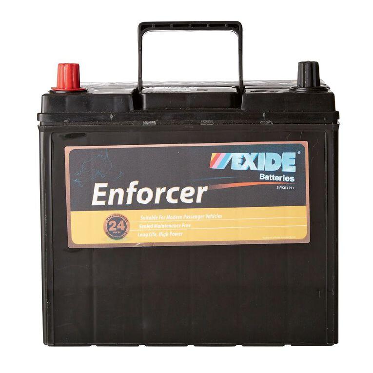 Exide Enforcer Car Battery ENS60ZMF, , hi-res