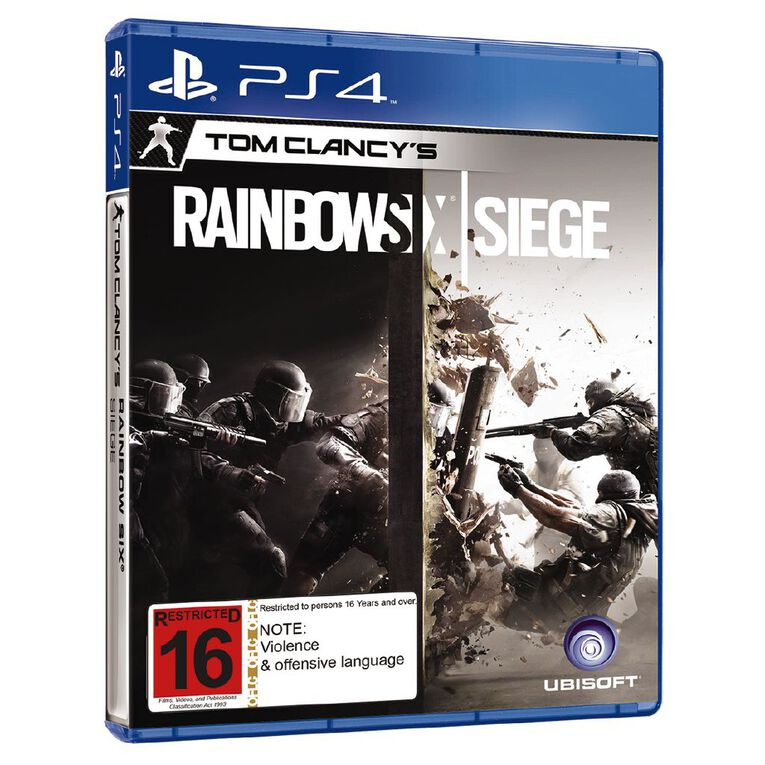 PS4 Rainbow Six Siege, , hi-res