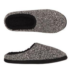 H&H Knit Scuff Slippers