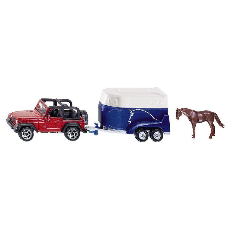 Siku Jeep Wrangler with Float & Hor, , hi-res