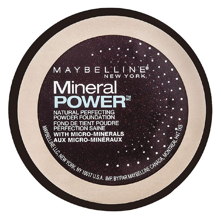 Maybelline Mineral Power Powder 910 Ivory, , hi-res