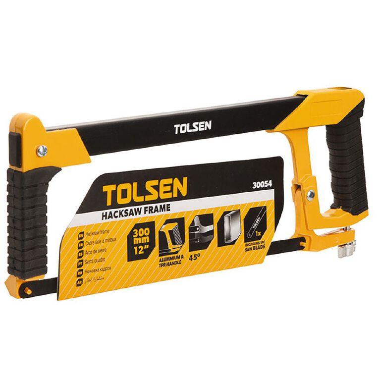 Tolsen Hacksaw 300mm, , hi-res