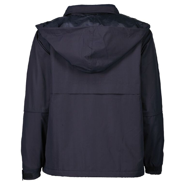 Schooltex SDA Anorak with Embroidery, Navy, hi-res