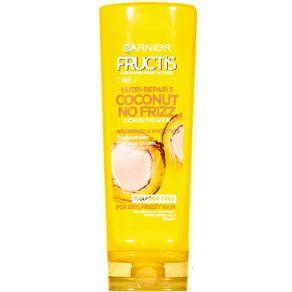 Garnier Fructis Coconut No Frizz Conditioner 315ml