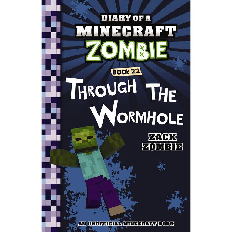 Minecraft Zombie #22 Through the Wormhole, , hi-res