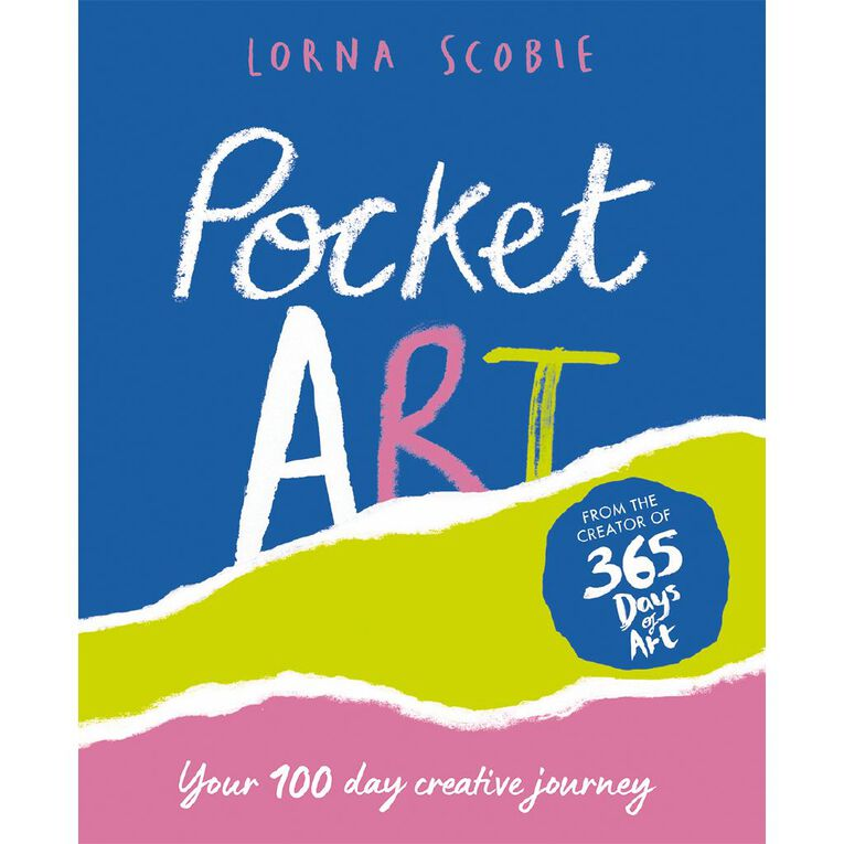 Pocket Art by Lorna Scobie, , hi-res