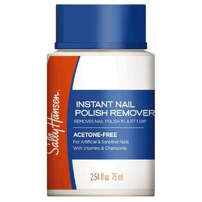 Sally Hansen Nail Polish Remover Pot Acetone Free