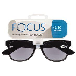Focus Sunreader 2.50 Black
