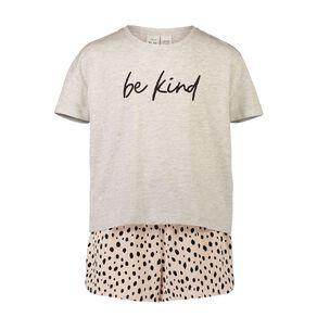 H&H Kids' Short Sleeve Knit Pyjamas
