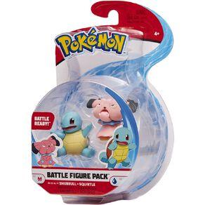 Pokemon 5cm & 7cm Figures Assorted