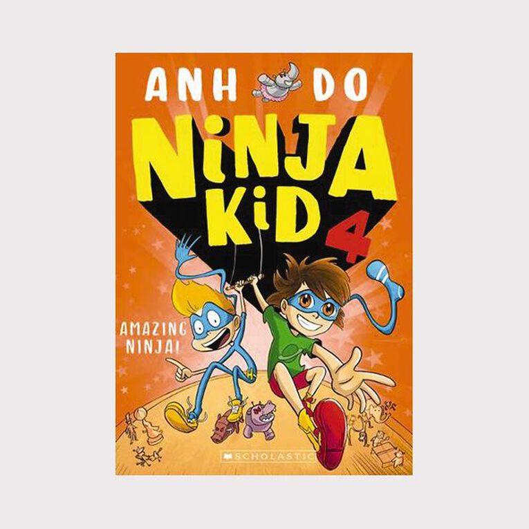 Ninja Kid #4 Amazing Ninja! by Anh Do, , hi-res