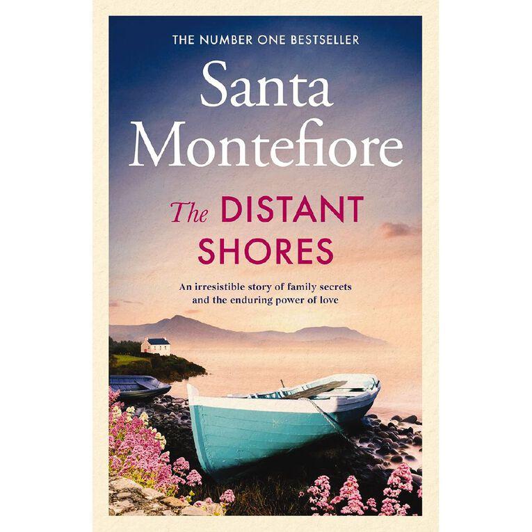 The Distant Shores by Santa Montefiore, , hi-res