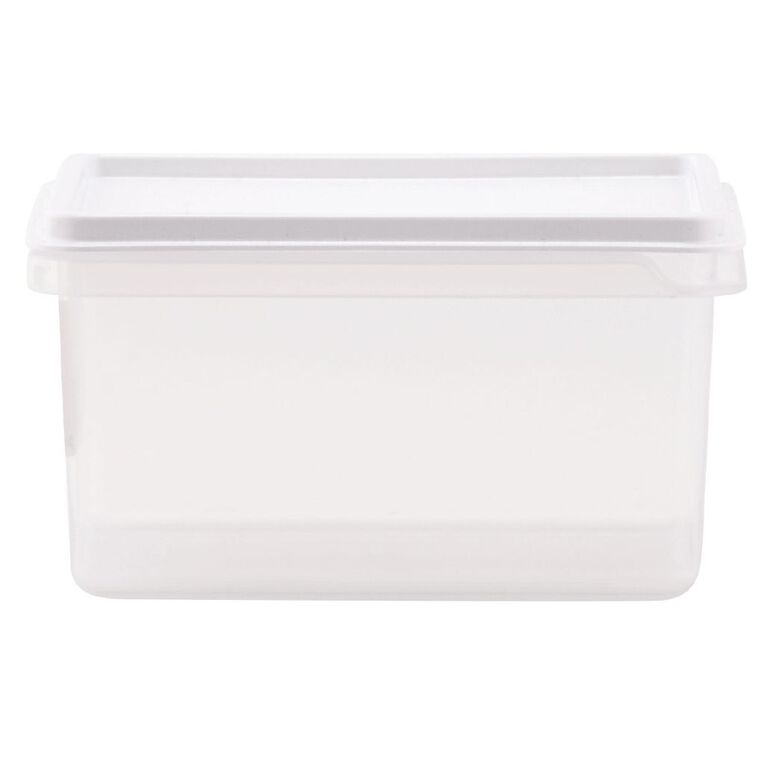 Living & Co Storage Container Rectangle Assorted 1L, , hi-res