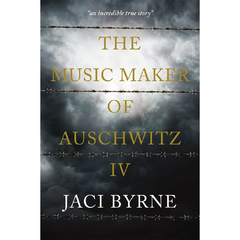 The Music Maker of Auschwitz IV by Jaci Byrne, , hi-res