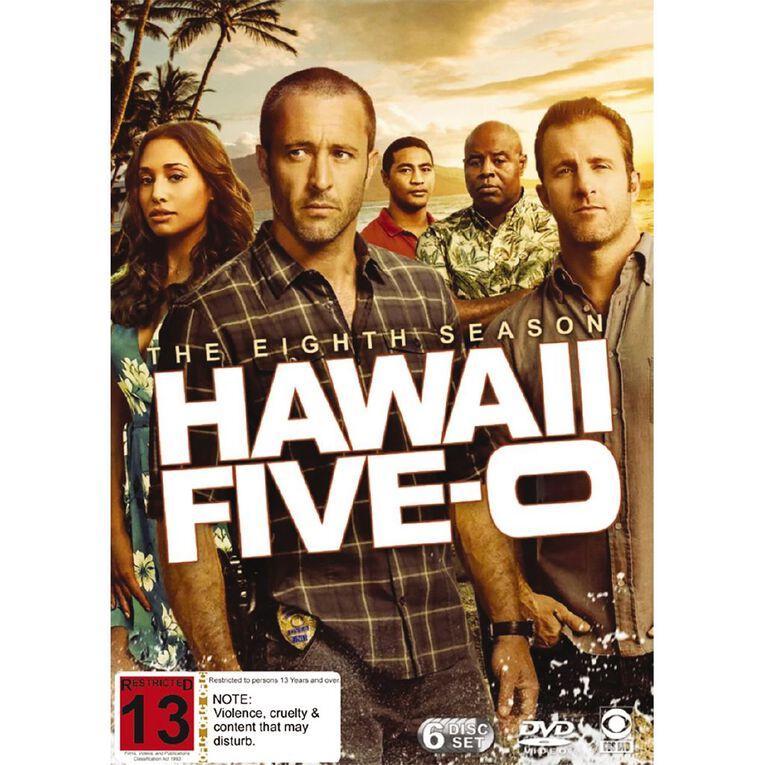 Hawaii 5-O Season 8 DVD 6Disc, , hi-res